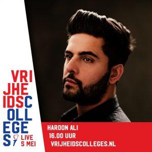 Haroon Ali - Vrijheidscolleges